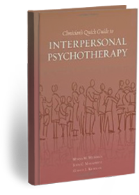 Interpersonal Psychotherapy . A book