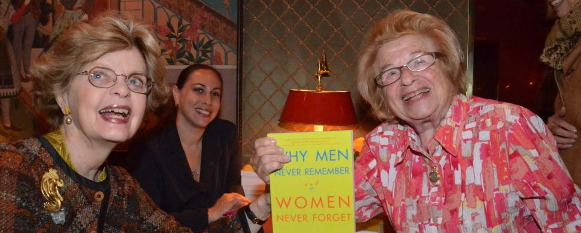 Why Men Never Remember and Women Never Forget (1)