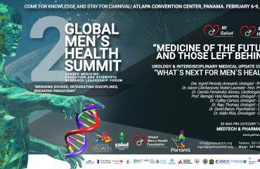 2nd Global Men's Health Summit