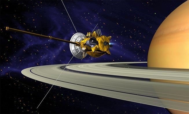 Death of a Spacecraft 1