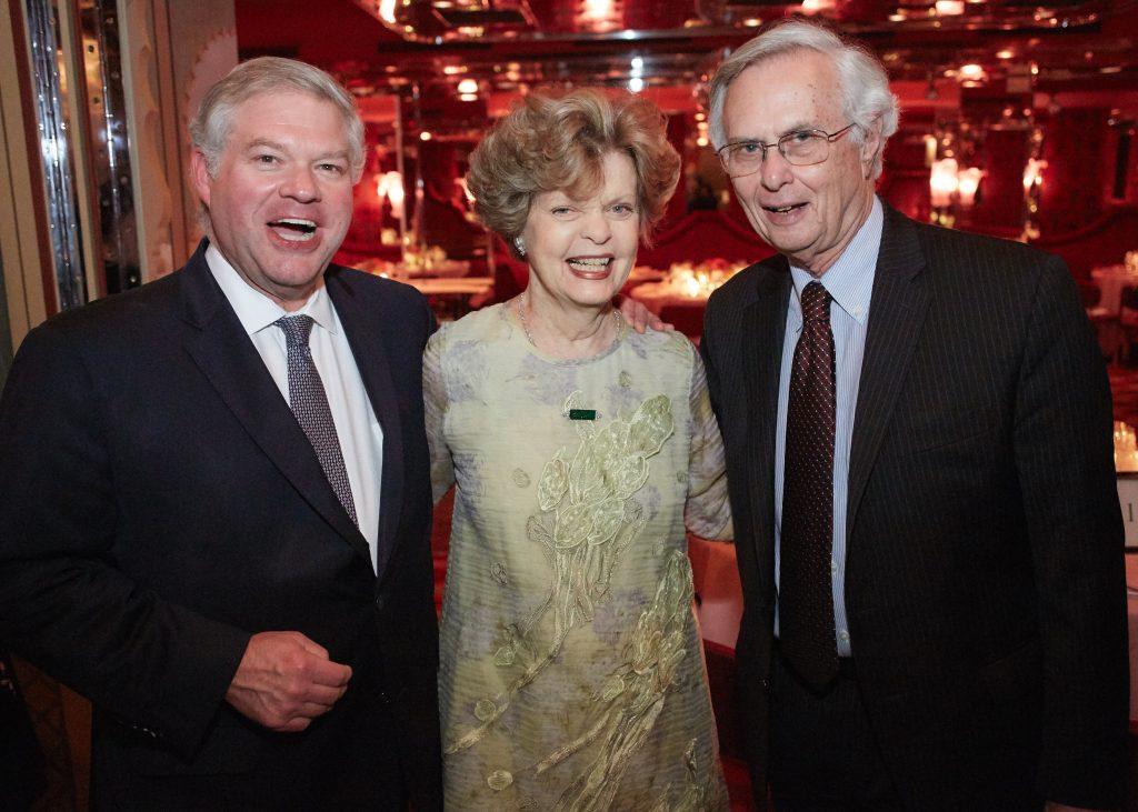 Craig Wynett (Gala Honoree), Dr. Marianne Legato, Dr. Mike Weisfeldt (Gala Honoree)