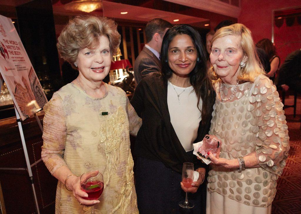 Dr. Marianne Legato, Dr. Gayatri Devi _ Sharon Baum