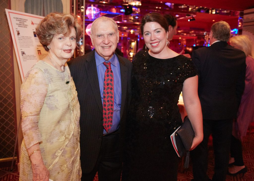 Dr. Marianne Legato, Michael Derchin & Dr. Kristin Voegtline