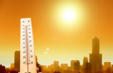 Hot temperature image