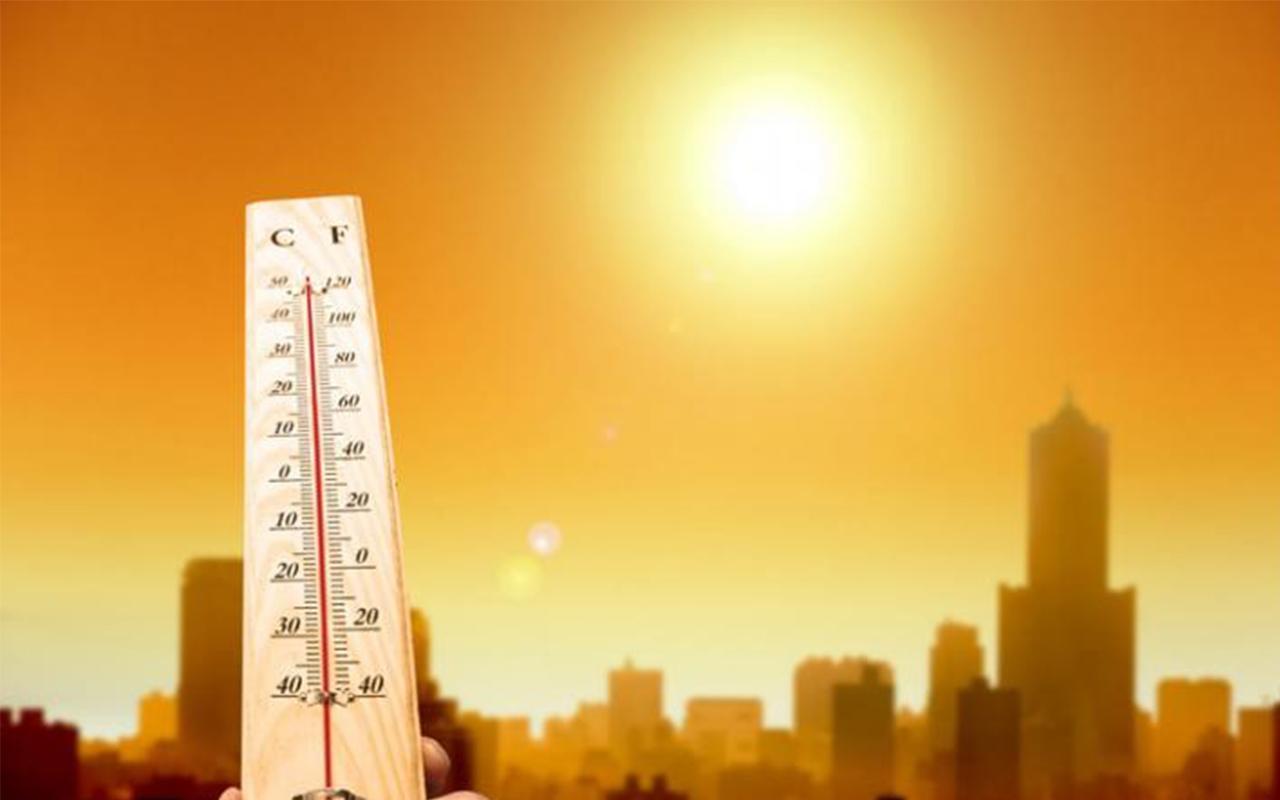 Hot temperature image