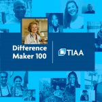 TIAA-CREF named Dr. Legato as one of 100 winners