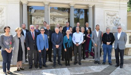 Picture from the INTERNATIONAL SYMPOSIUM