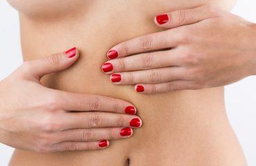 women suffering from Digestive Disorders