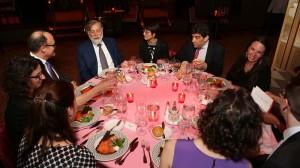 Thomas Secunda (Gala Sponsor) and Guests